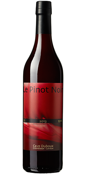 Bouteille Pinot Noir Vin rouge